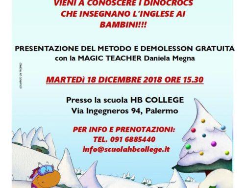 🇬🇧 I Dinocrocs che insegnano l'Inglese ai bambini 🇬🇧